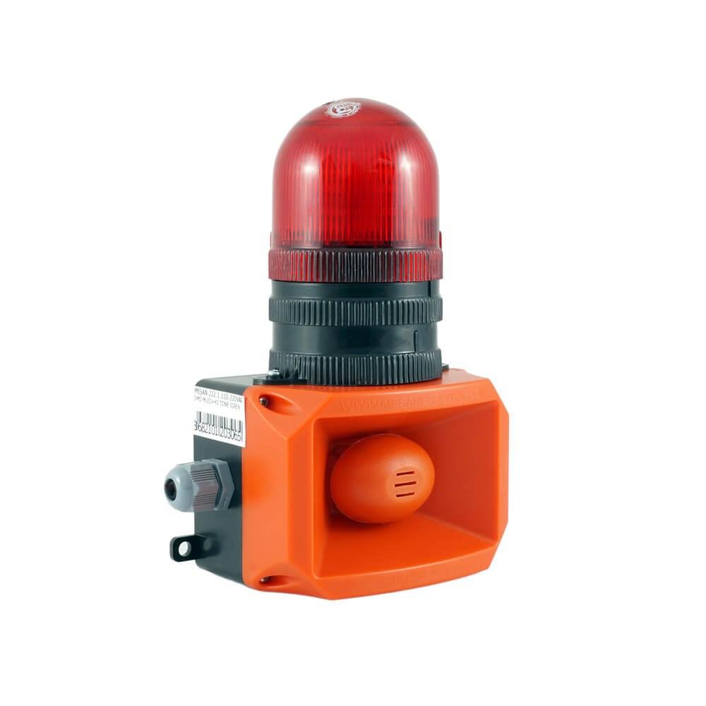 43 tone SMD LED siren
